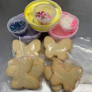 Butterfly Cookie Kit