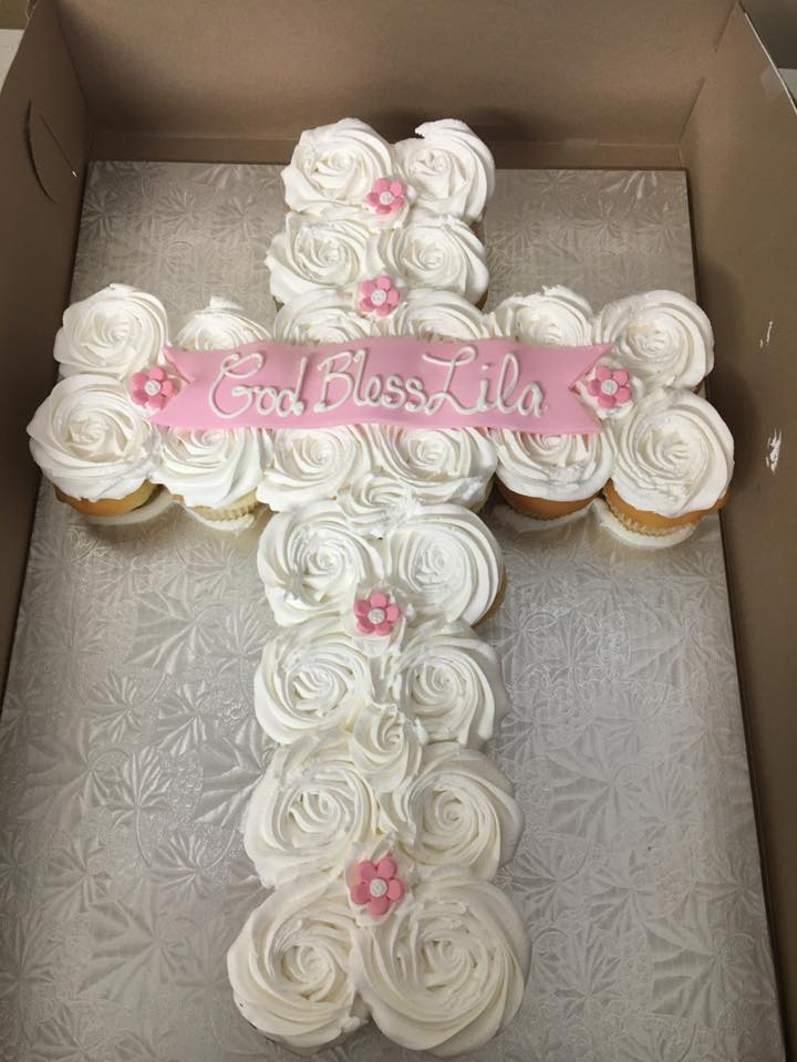 Quest for Cakes Bakery Baptism Cakes