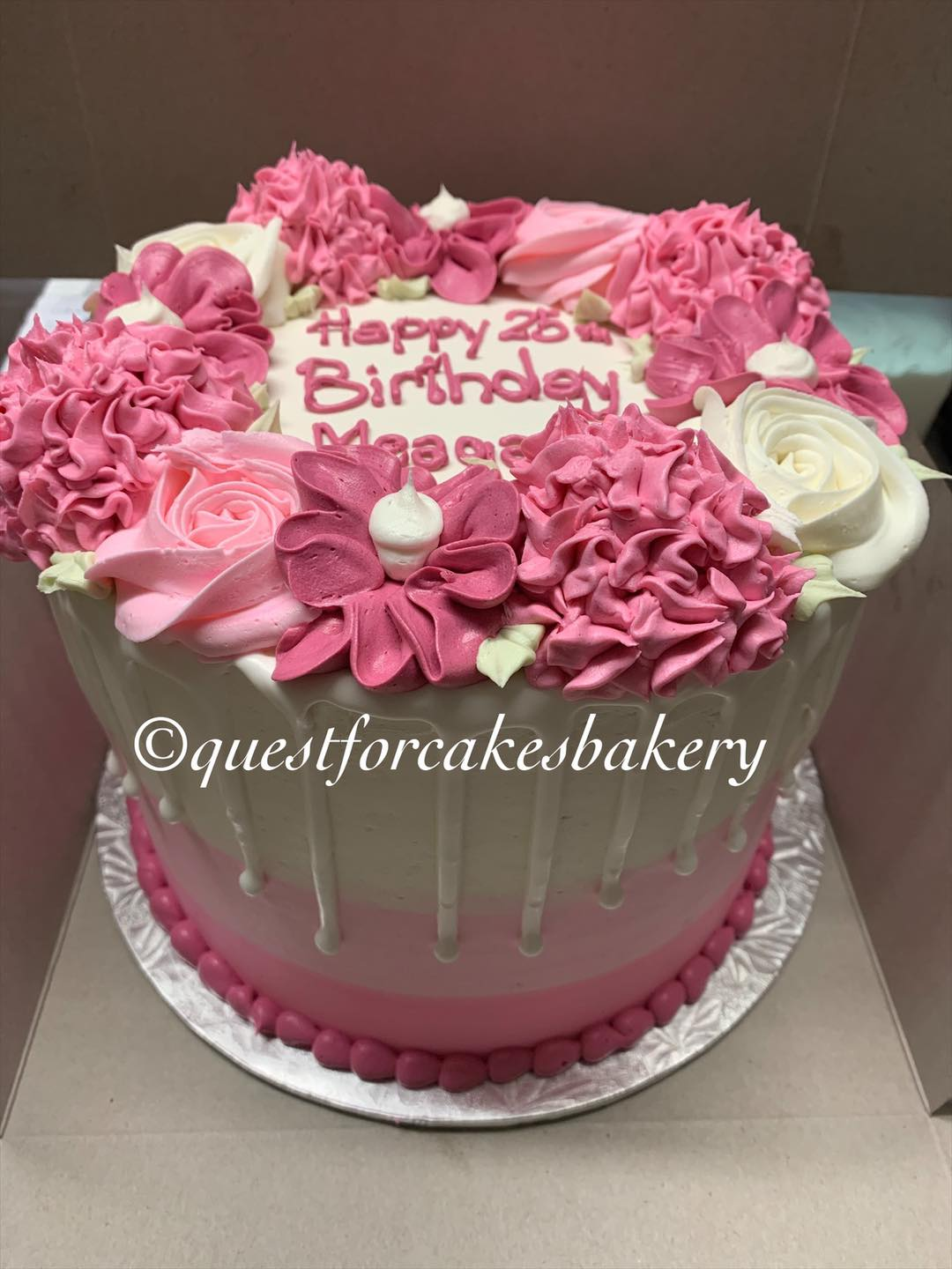 Quest for Cakes Bakery