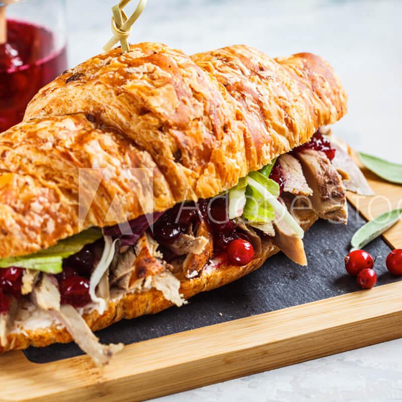Turkey Cranberry Cream Cheese